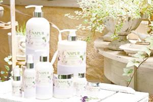 NAPUR(ナピュール)Moisture shampoo&treatment/milk