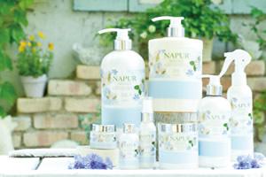 NAPUR(ナピュール)Scalp shampoo&treatment/mist